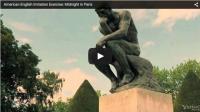 Imitation Exercise – Midnight in Paris