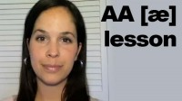 How to Pronounce AA [æ] – Lesson Excerpt