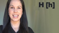 English: How to Pronounce the H [h] Consonant