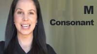 English: How to Pronounce M [m] Consonant