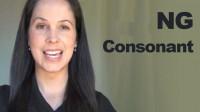English: How to Pronounce NG [ŋ] Consonant