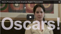 How to Pronounce Oscars!