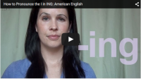 How to Pronounce the I in ING