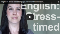 English: A Stress-Timed Language