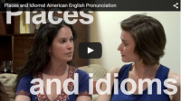 Places and Idioms!