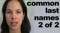 How to Pronounce Common Last Names (2)