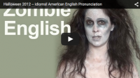 Halloween 2012 — Idioms!