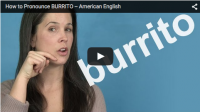 How to Pronounce BURRITO