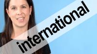 How to Pronounce INTERNATIONAL