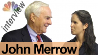 JOHN MERROW — Interview a Broadcaster!