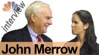 JOHN MERROW — Interview a Broadcaster!