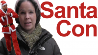 SantaCon 2013 — How to Pronounce SANTA