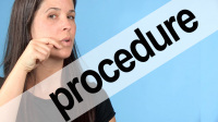How to Pronounce PROCEDURE