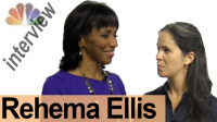 REHEMA ELLIS — Interview a Broadcaster!