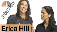 ERICA HILL — Interview a Broadcaster!