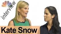 KATE SNOW — Interview a Broadcaster!