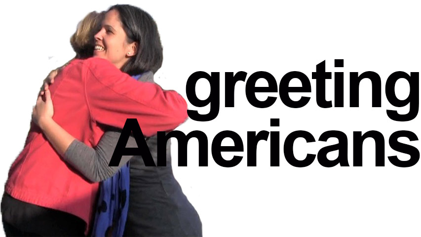 How to say hello greet americans rachels english m4hsunfo Images