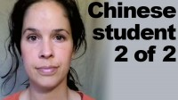 Chinese Student 1: 2/2 Accent Evaluation
