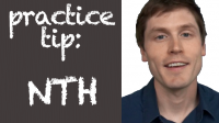 NTH Cluster Practice Tip