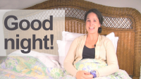 How to Say GOOD NIGHT!