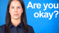 "How to Say ""Are you okay?"""