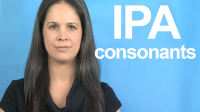 Learn the IPA — Consonants