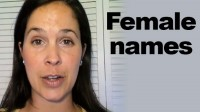 How to Pronounce Popular Female Names