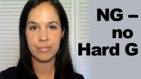How to Pronounce the Letters NG – No Hard G