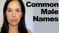How to Pronounce Common Male Names