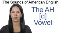 English: How to Pronounce [ɑ] AH Vowel