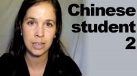 Chinese Student 2: Accent Evaluation