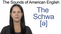 English: How to Pronounce the Schwa [ə]