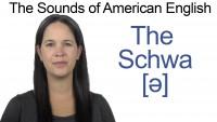 English: How to Pronounce the Schwa [ə]