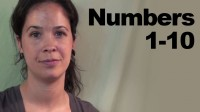 How to Pronounce the Numbers 1 – 10