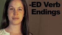 How to Pronounce -ed verb endings