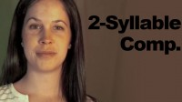 Listening Comprehension: 2 Syllable words