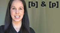 English: How to Pronounce B [b] and P [p] Consonants