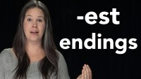 How to Pronounce -est Endings