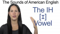 English: How to Pronounce IH [ɪ] Vowel