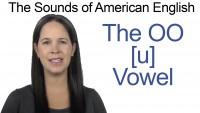 English: How to Pronounce the OO [u] Vowel