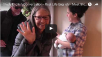 English Conversation – Meet Stoney!