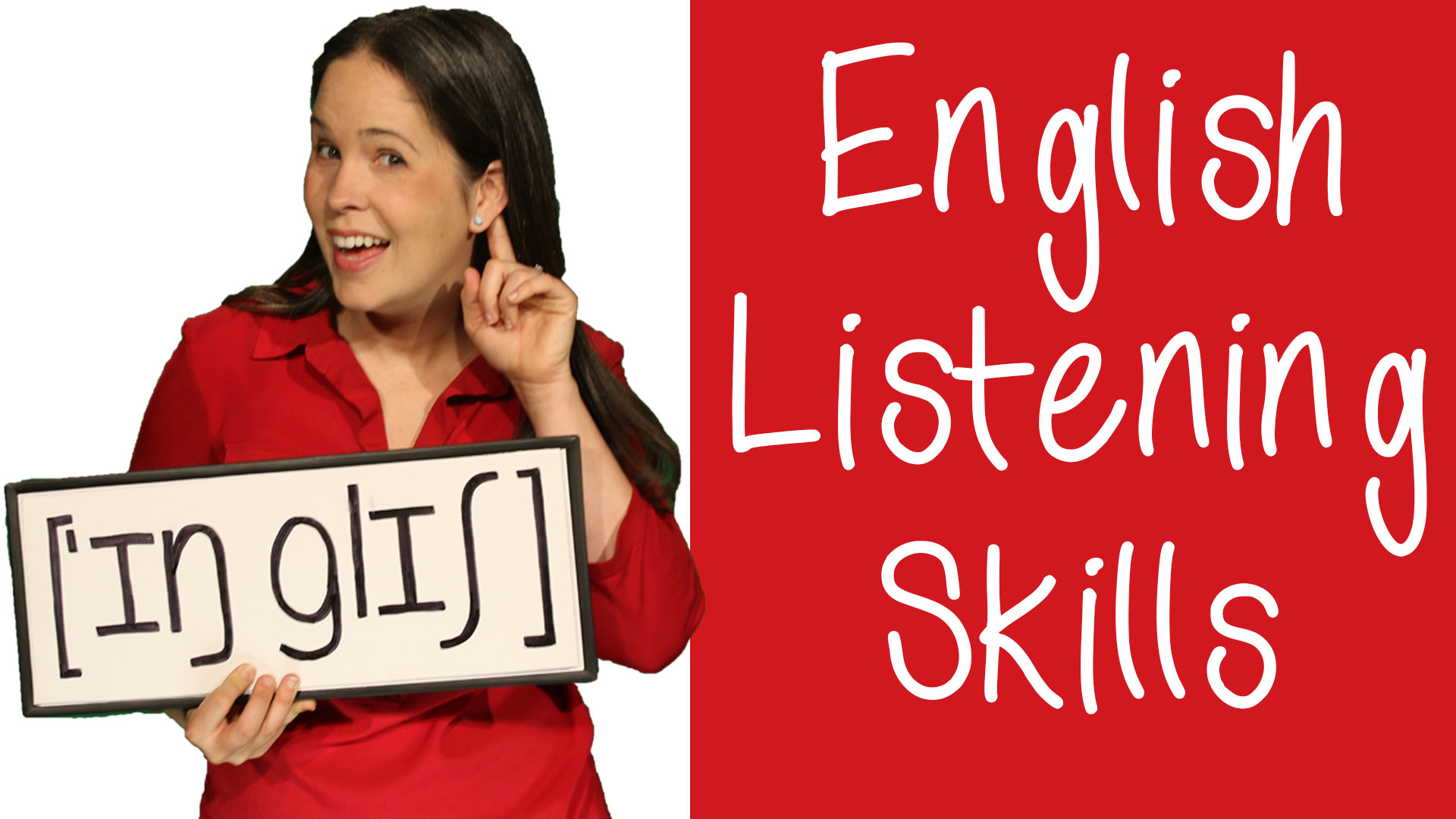 how to improve english listening skills Improvement of listening skills is not my reason to work with people from english speaking countries, but it for sure makes my listening skills better while i watch/listen to movies, series, live shows, videos i use headphones.
