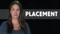 Placement Exercise – Transcripts