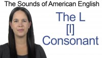 English Sounds – L [l] Consonant – How to make the L [l] Consonant