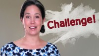Video challenge!  How did you study English?