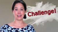 Video challenge!  How did you study English?