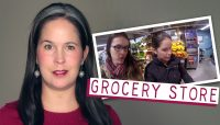 Conversation Study – Grocery Store