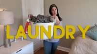 Learn English Vocabulary:  Laundry!