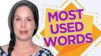 The 100 Most Common Words in English: 31-40