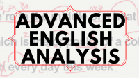 English Pronunciation Analysis | Advanced English Conversation